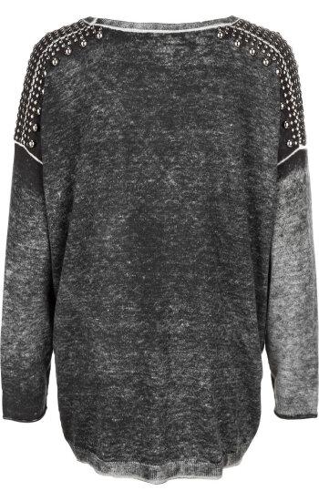 Sweter Trussardi Jeans czarny
