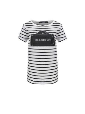 Karl Lagerfeld T-shirt Rue Lagerfeld