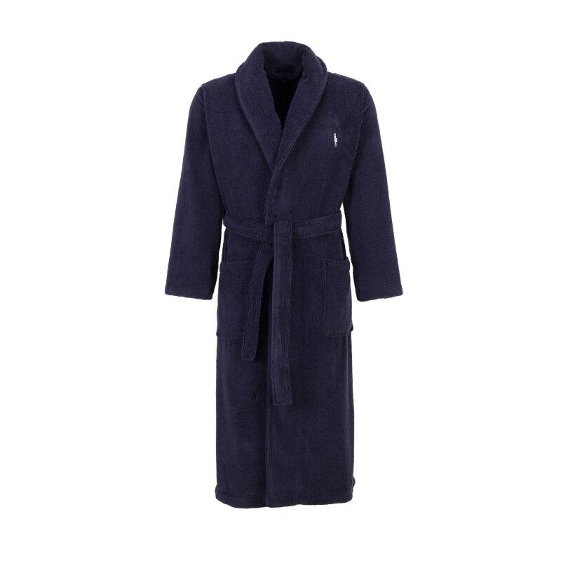 Bath robe Polo Ralph Lauren navy blue