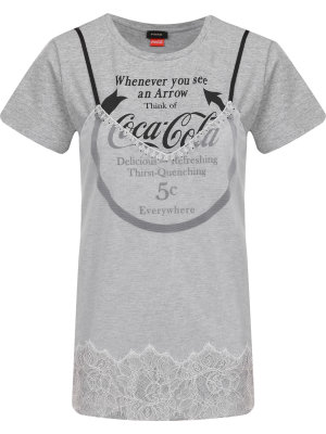 Pinko blouse 3in1 origano coca-cola