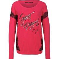Sweter Fiamma Guess Jeans różowy