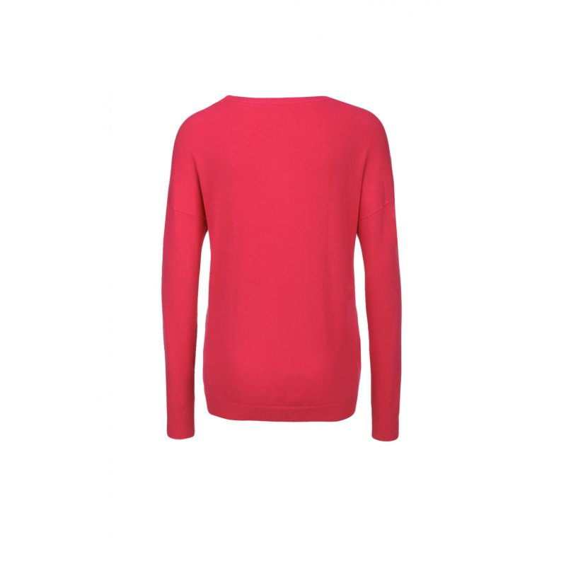 Fiamma Sweater Guess Jeans pink