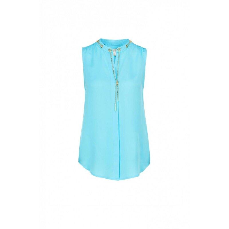 Blouse Michael Kors turquoise