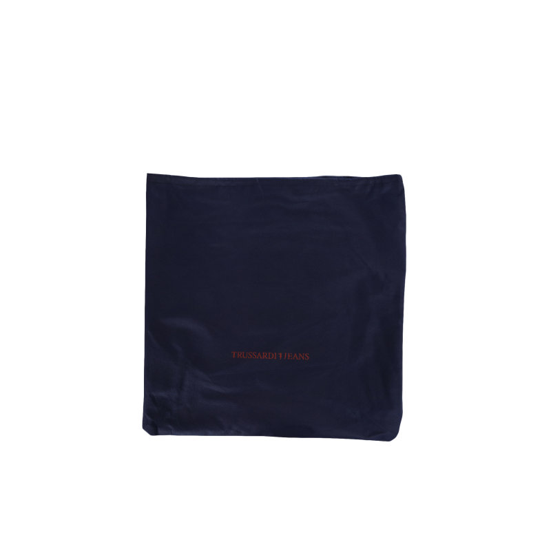 Shopperka + Torebka Trussardi Jeans bordowy
