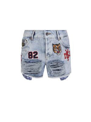Superdry Steph Badged shorts