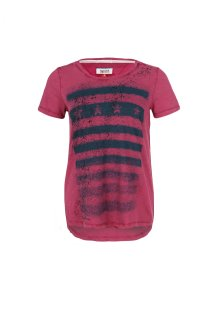 THDW T-shirt Hilfiger Denim burgundy