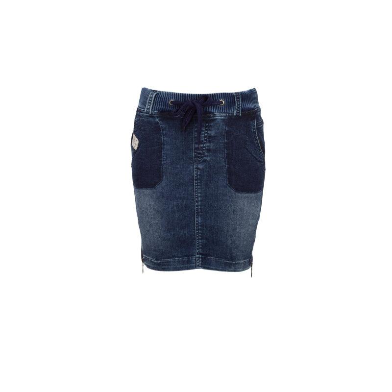 Jazz Skirt Pepe Jeans London navy blue