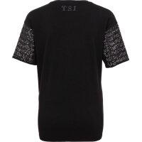 T-shirt Twinset Jeans czarny
