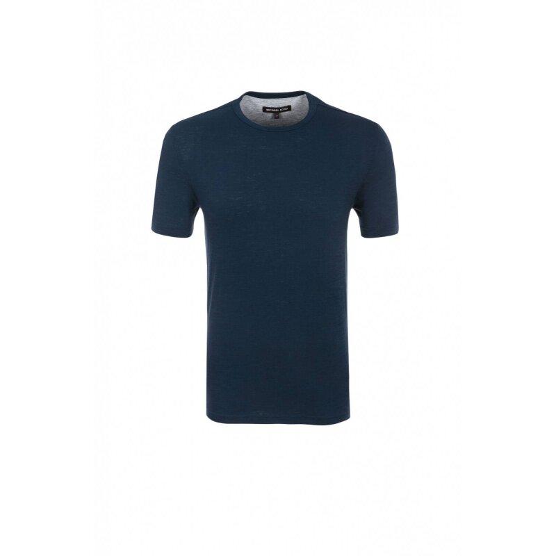 T-shirt Michael Kors granatowy