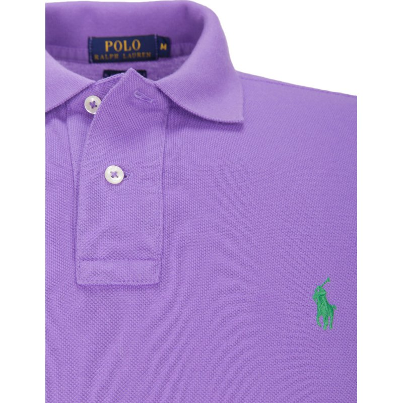 Polo Polo Ralph Lauren violet