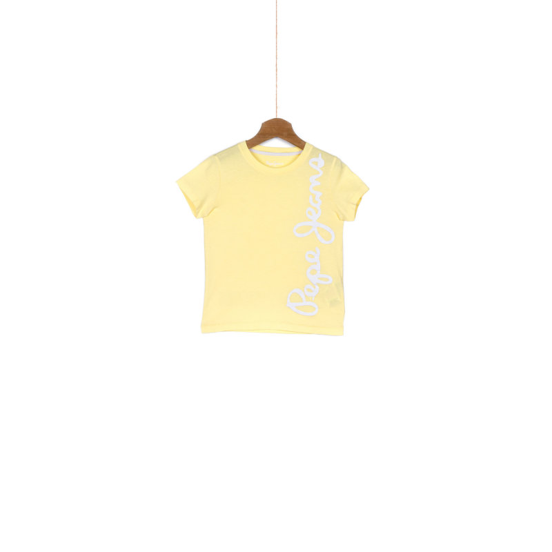 Waldo T-shirt  Pepe Jeans London yellow