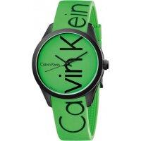 Zegarek Calvin Klein zielony