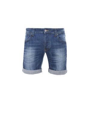 Pepe Jeans London Szorty Jeansowe Cane