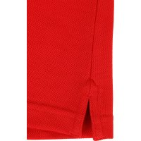 Polo Lacoste red