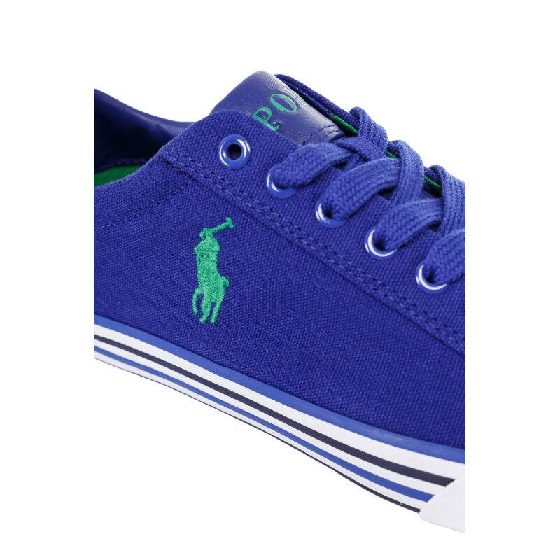 Tenisówki Harvey-Ne Polo Ralph Lauren niebieski