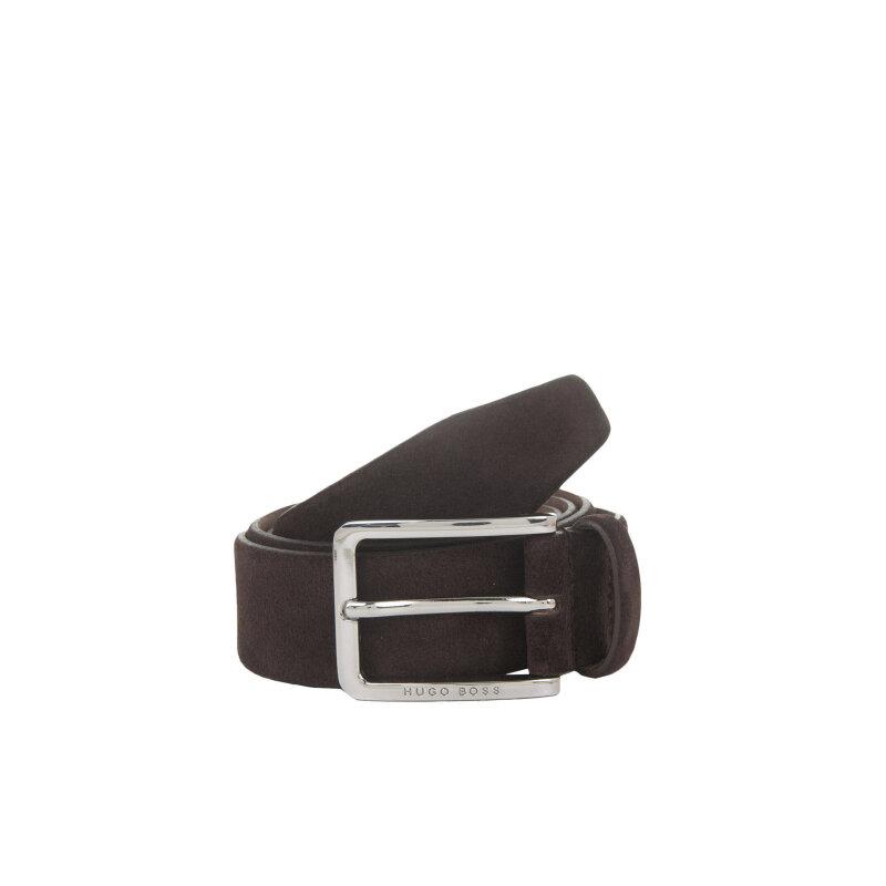 Cansian-G belt Boss brown