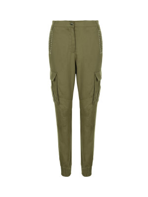 MYTWIN TWINSET Constance Cargo Pants