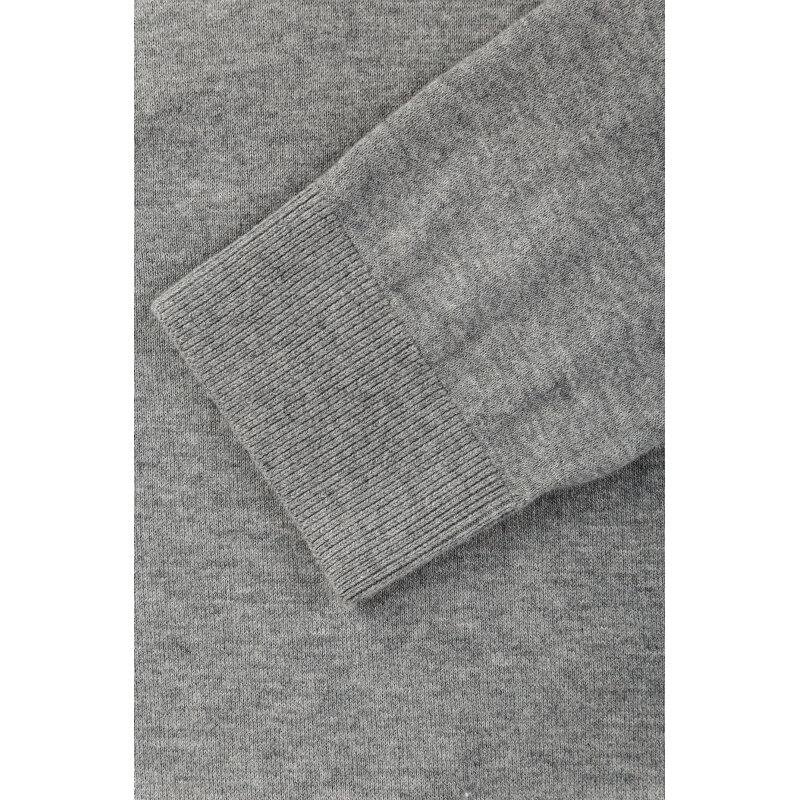 Sweter DOUBLE Napapijri szary