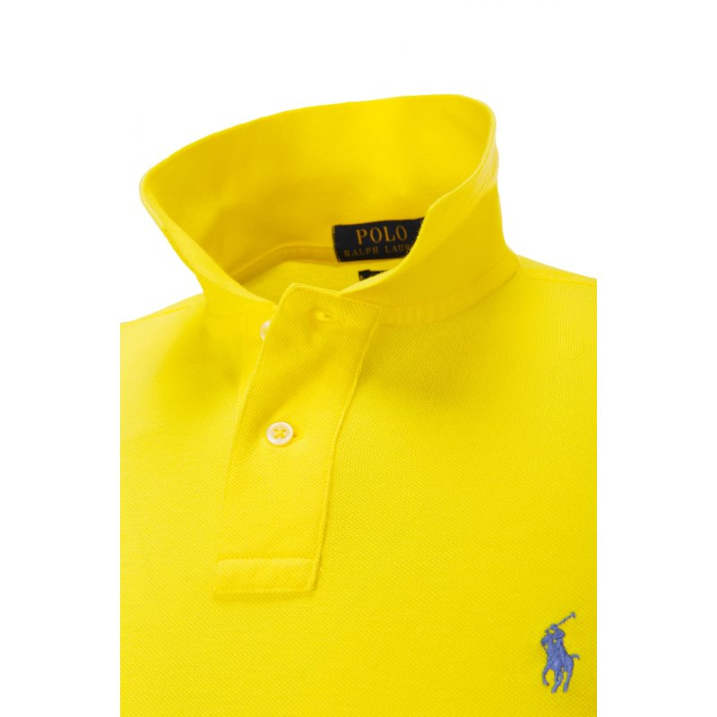 Polo Polo Ralph Lauren yellow