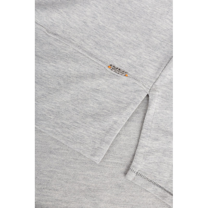 Tersweat longsleeve Boss Orange gray