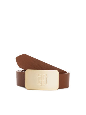 Tommy Hilfiger TH Square Plaque Belt