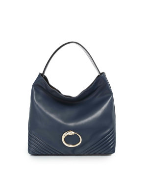 Cavalli Class Rock Diva Hobo Bag