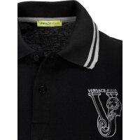Polo Versace Jeans black