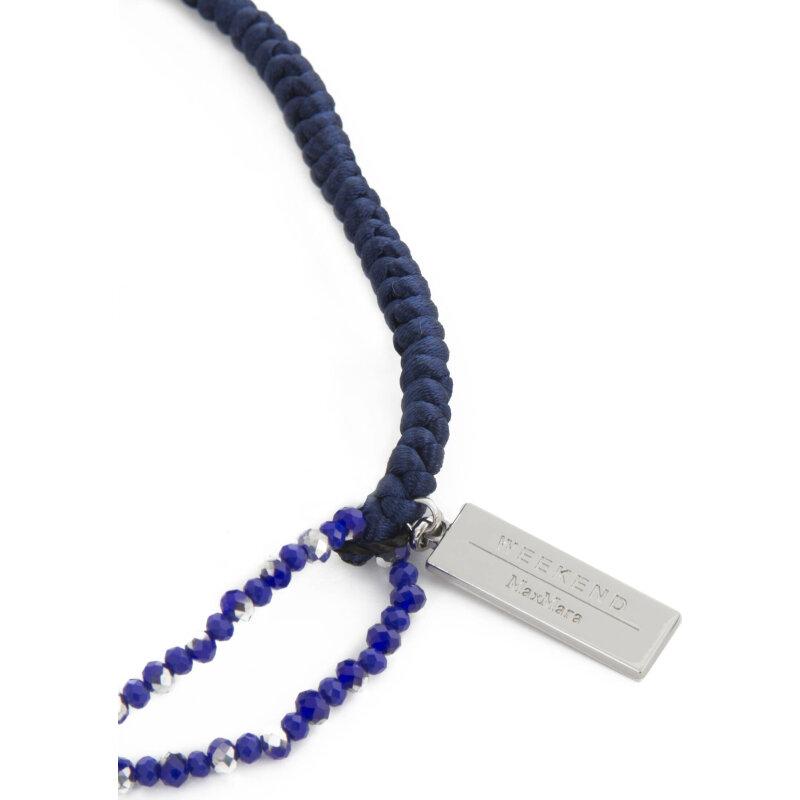 Blasy necklace Weekend Max Mara navy blue