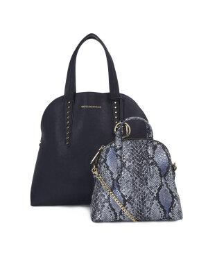 Trussardi Jeans Shopper + Messenger Bag