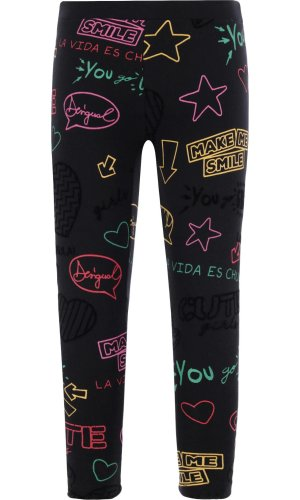 Desigual Legginsy | Regular Fit