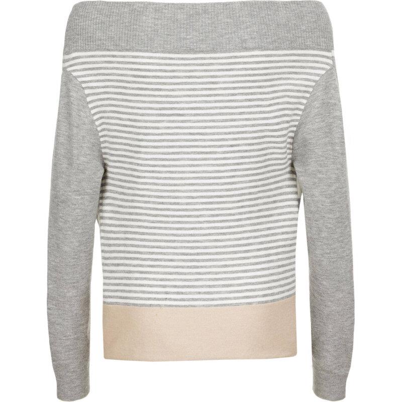 Sweter Liu Jo popielaty