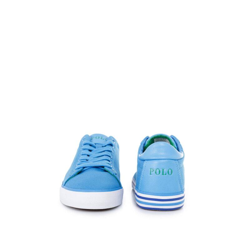 Tenisówki Harvey-Ne Polo Ralph Lauren błękitny