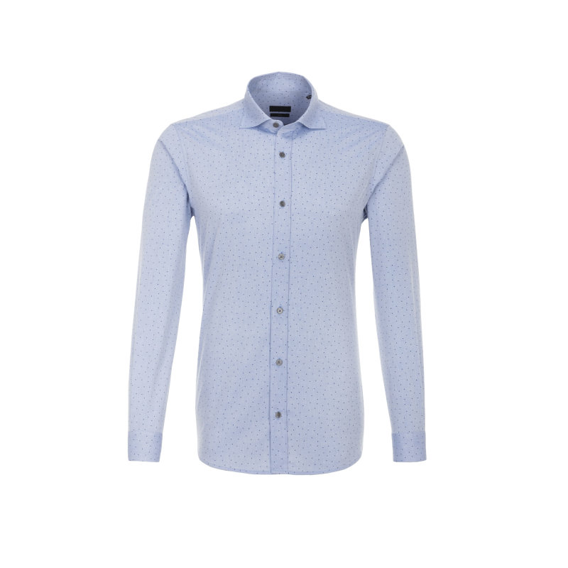Shirt Z Zegna blue
