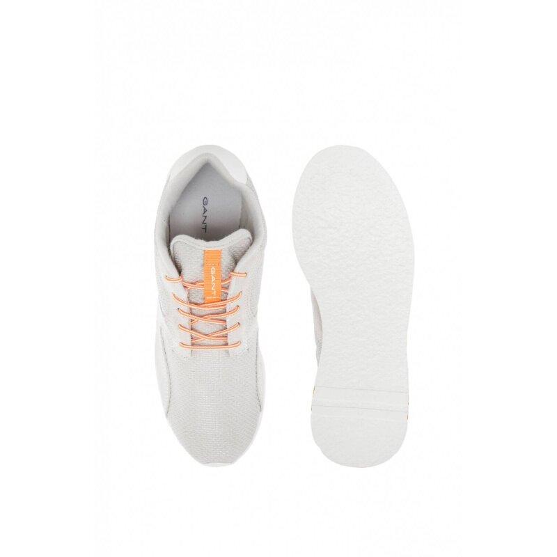 Sneakersy Leah Gant popielaty