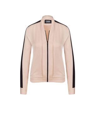 Karl Lagerfeld Bluza Silk-Satin