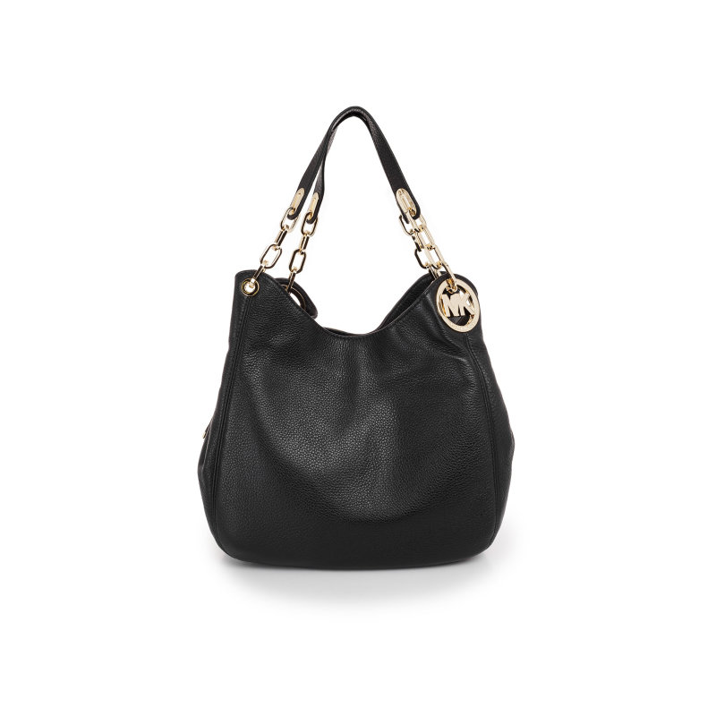 Fulton Hobo bag Michael Kors black