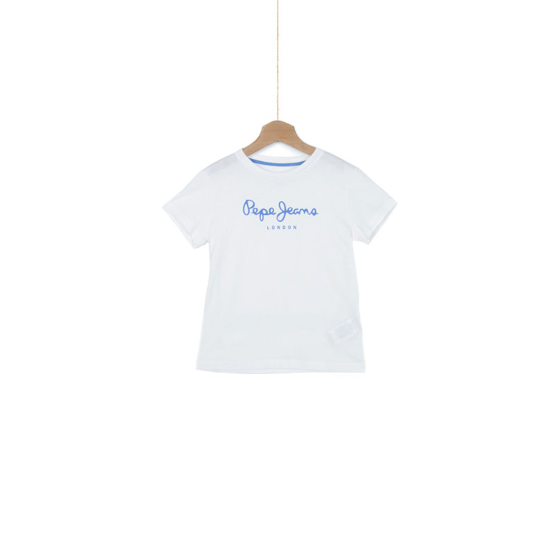 T-shirt Art Pepe Jeans London biały