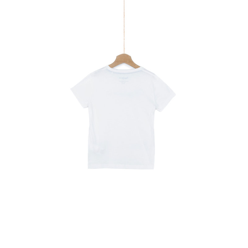 Art T-shirt Pepe Jeans London white