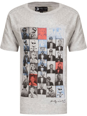 Pepe Jeans London T-shirt Elvis Andy Warhol | Regular Fit
