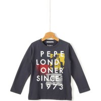 Timothy Longsleeve Pepe Jeans London navy blue