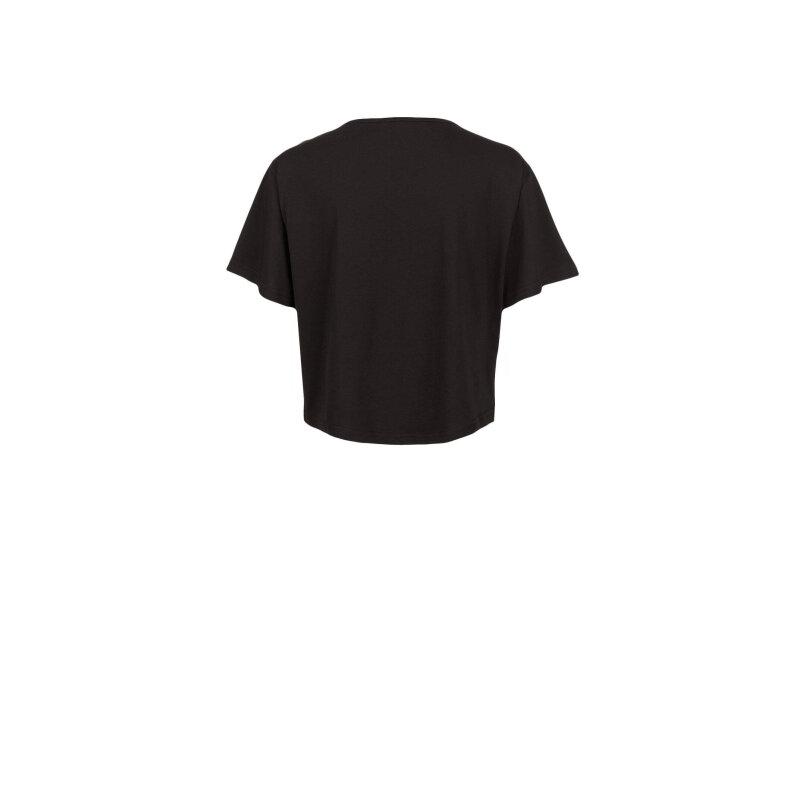 T-shirt Love Moschino czarny