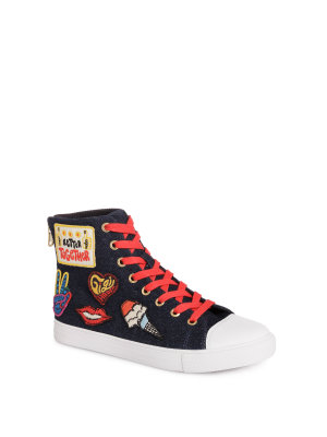 Tommy Hilfiger Gigi Hadid High Top Sneakers