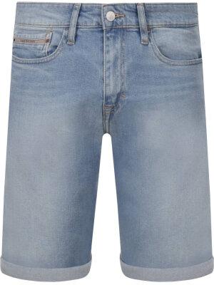 Calvin Klein Jeans Szorty Roxy | Slim Fit | denim