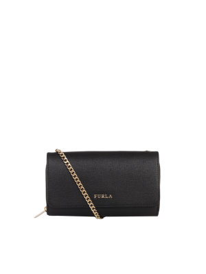 Furla Babylon Wallet on a Chain