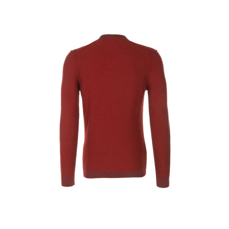 Sweter Amindas Boss Orange czerwony