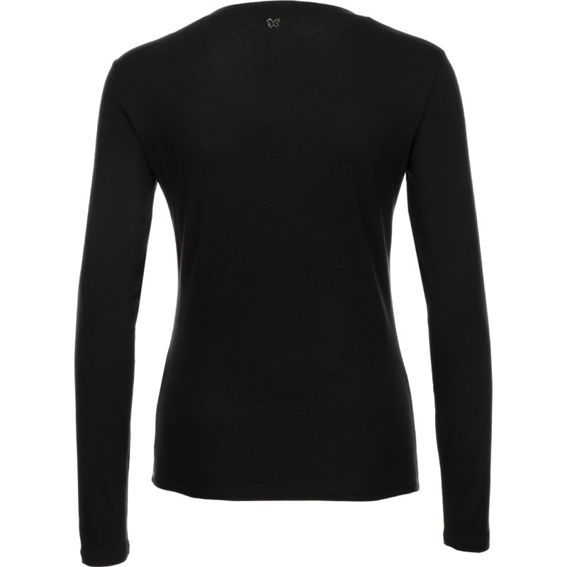 Bluzka Multid Weekend Max Mara czarny