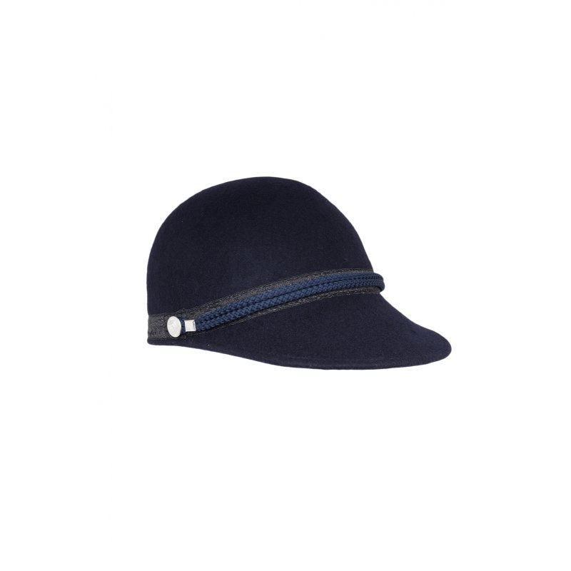 Military Cap Tommy Hilfiger navy blue