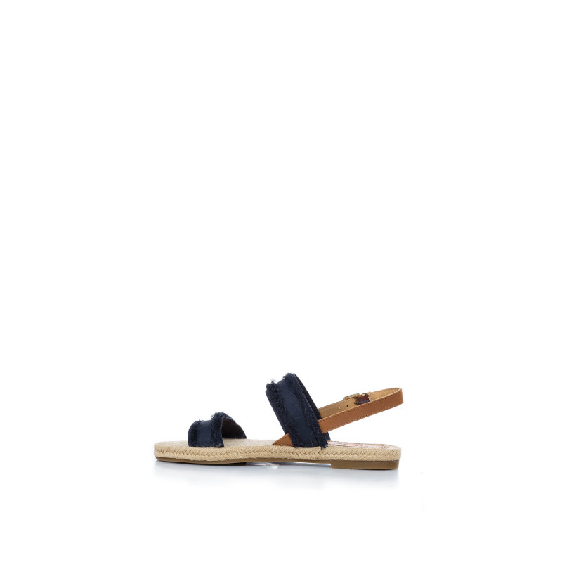 Jayne 2D sandals Tommy Hilfiger navy blue