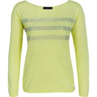 Sweater Twin-Set Jeans yellow