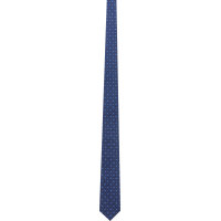 Krawat Tommy Hilfiger Tailored niebieski
